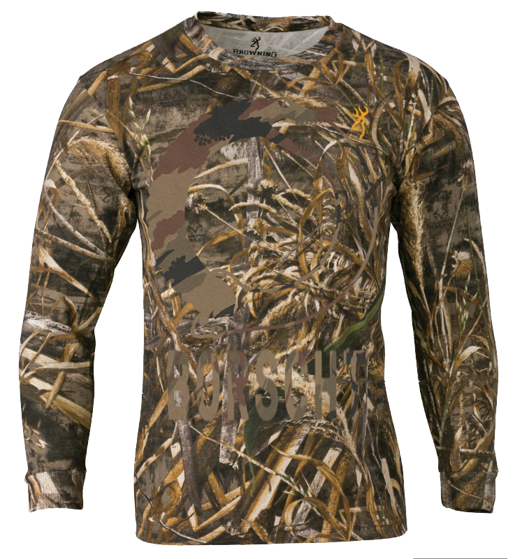 Image of Realtree Max5 Long Sleeve Shirt