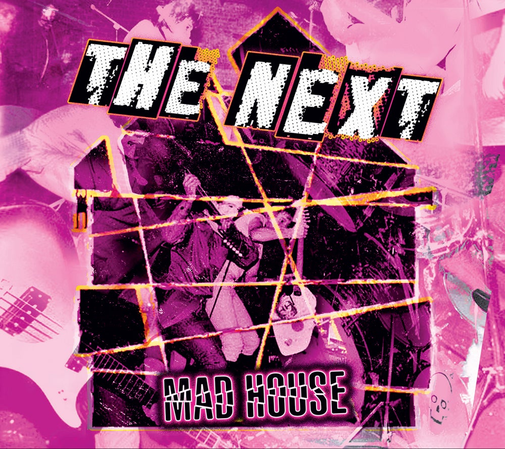Image of THE NEXT / MAD HOUSE / CD