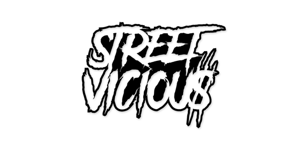 "Image of Street Vicious Slasher Stacked Silhouette 5"" - Single Colour"