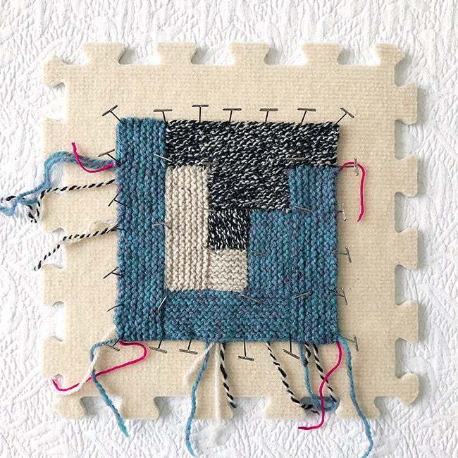 Image of Cocoknits Knitter's Block blocking kit