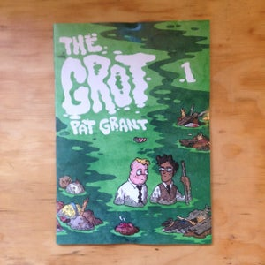Image of The Grot #1 - $5