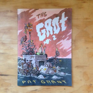 Image of The Grot #2 - $5