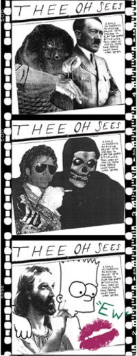 Image of Thee Oh Sees - Goo
