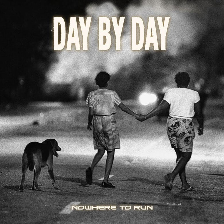 Image of Day By Day - Nowhere To Run LP