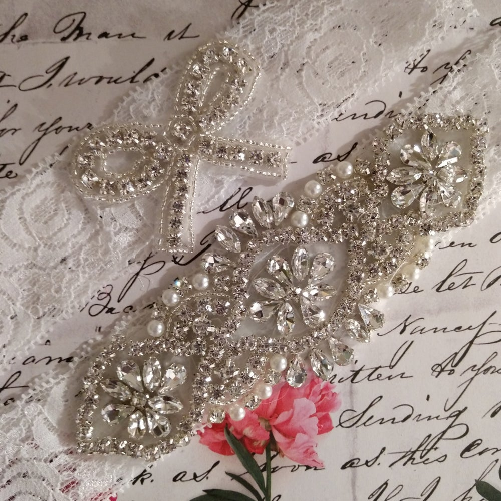 Image of Blinged and Bowed