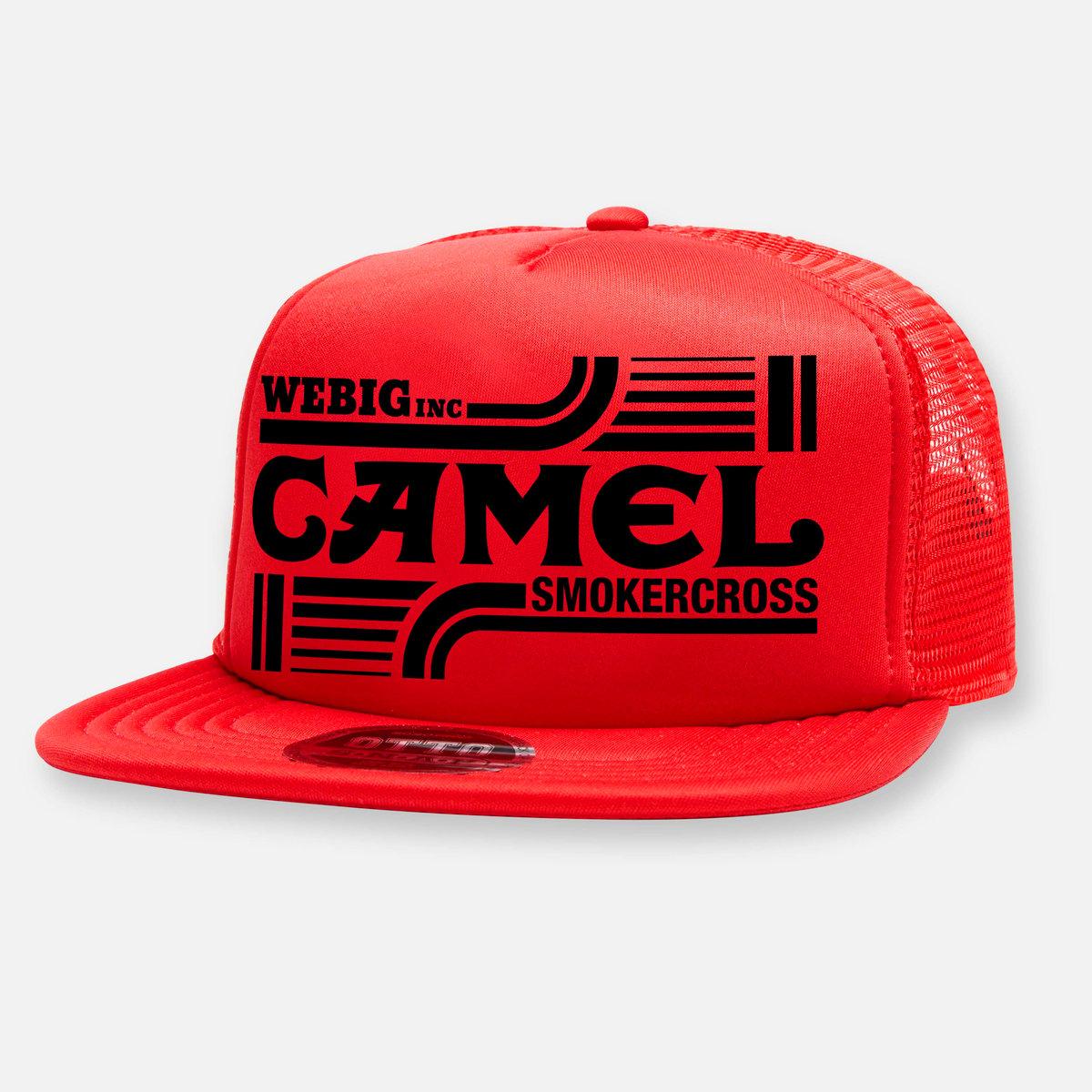 Image of CAMEL LEGEND HAT