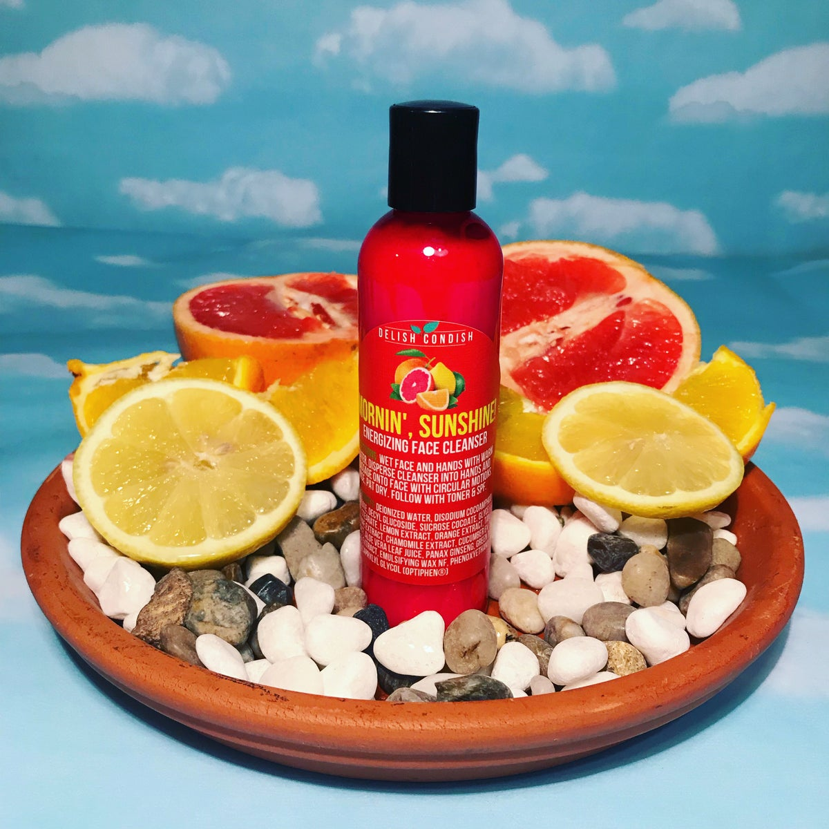 Image of Mornin', Sunshine! Energizing Face Cleanser