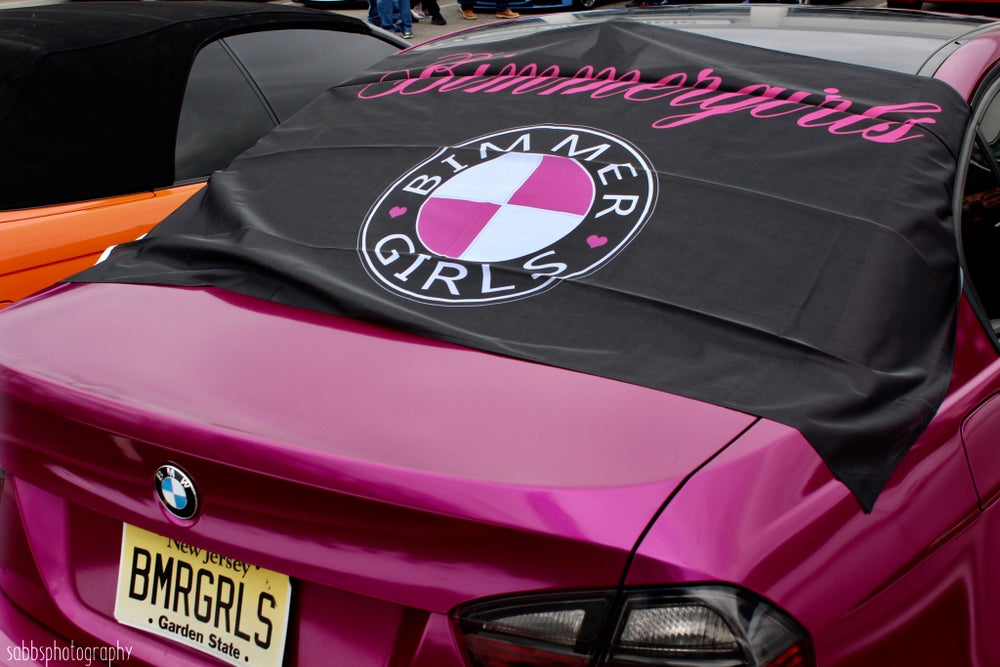 Image of Bimmer Girls Flag