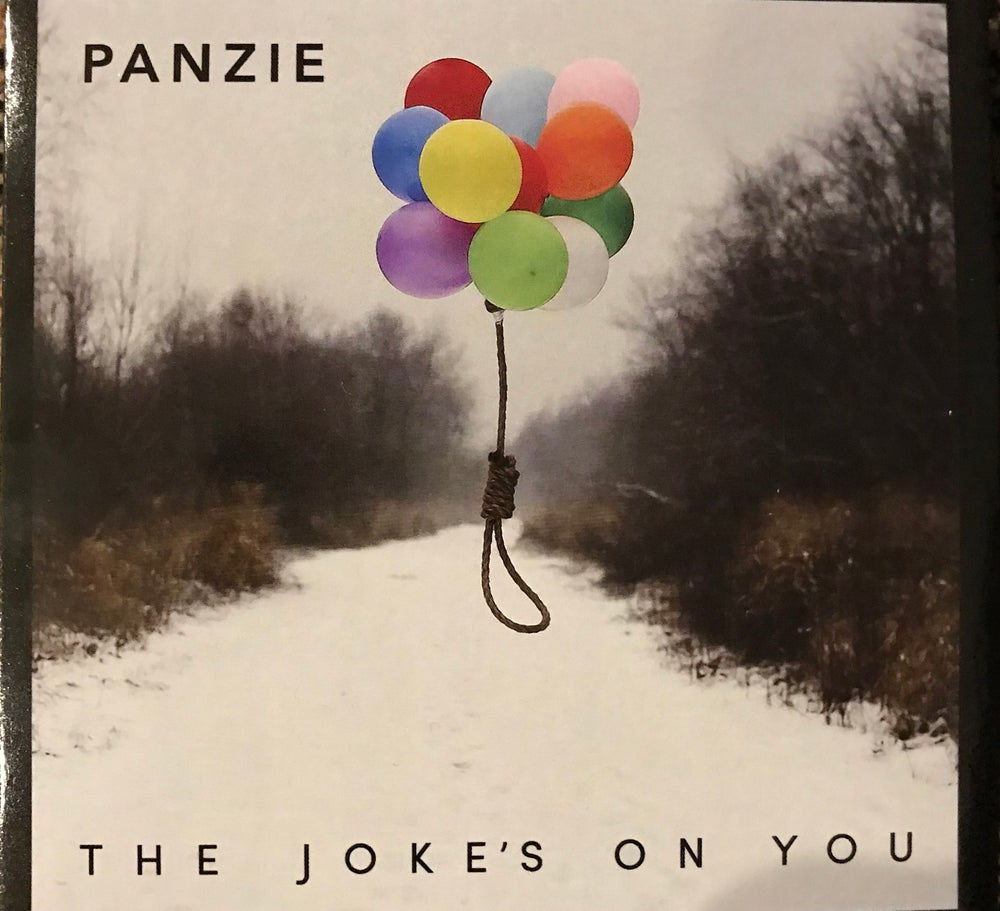 """Image of """"THE JOKES ON YOU"""" CD"""