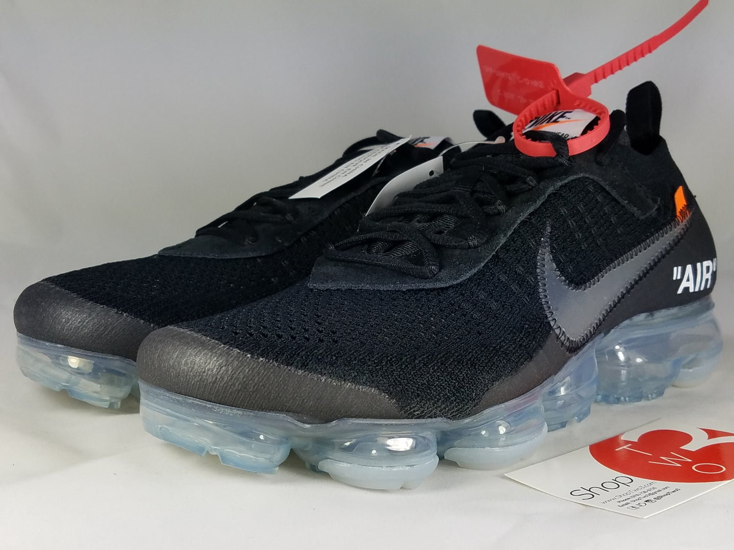 Image of Air VaporMax Off-White Black