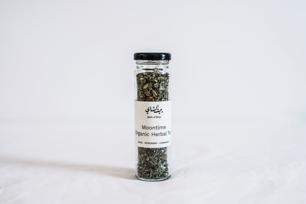 Image of Moontime Organic Herbal Tea