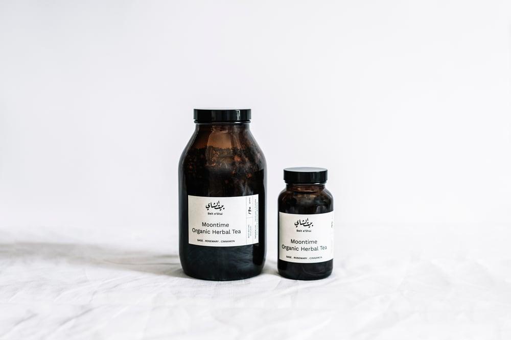 Image of Moontime Organic Herbal Tea