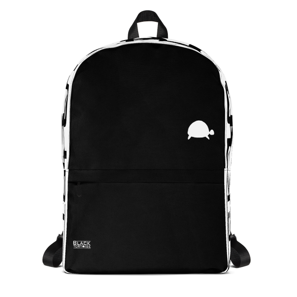 "Image of Black Tortoise "" Front Line"" Backpack"
