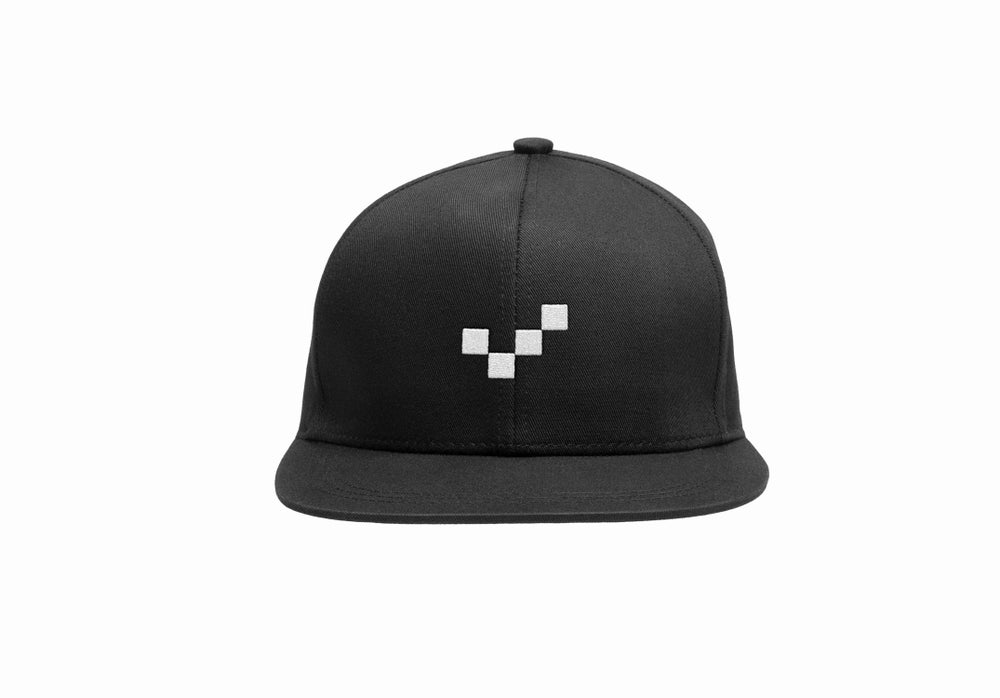 Image of The Pixel Hat - Snapback