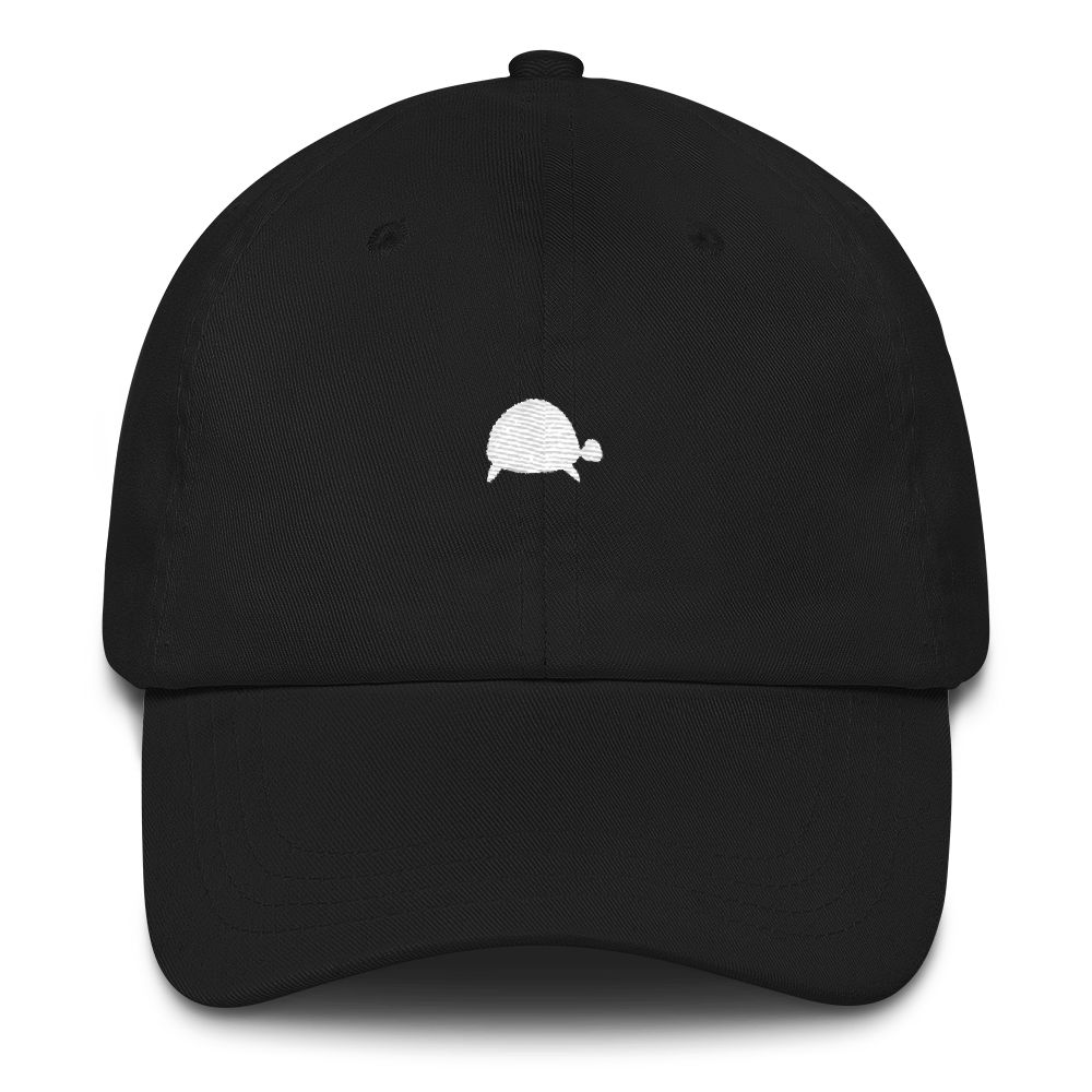 "Image of Black Tortoise ""Day 1"" Dad Hat (BlacK)"