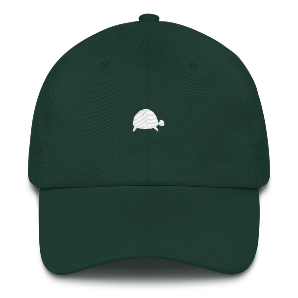 "Image of Black Tortoise ""Day 1"" Dad Hat (Green)"