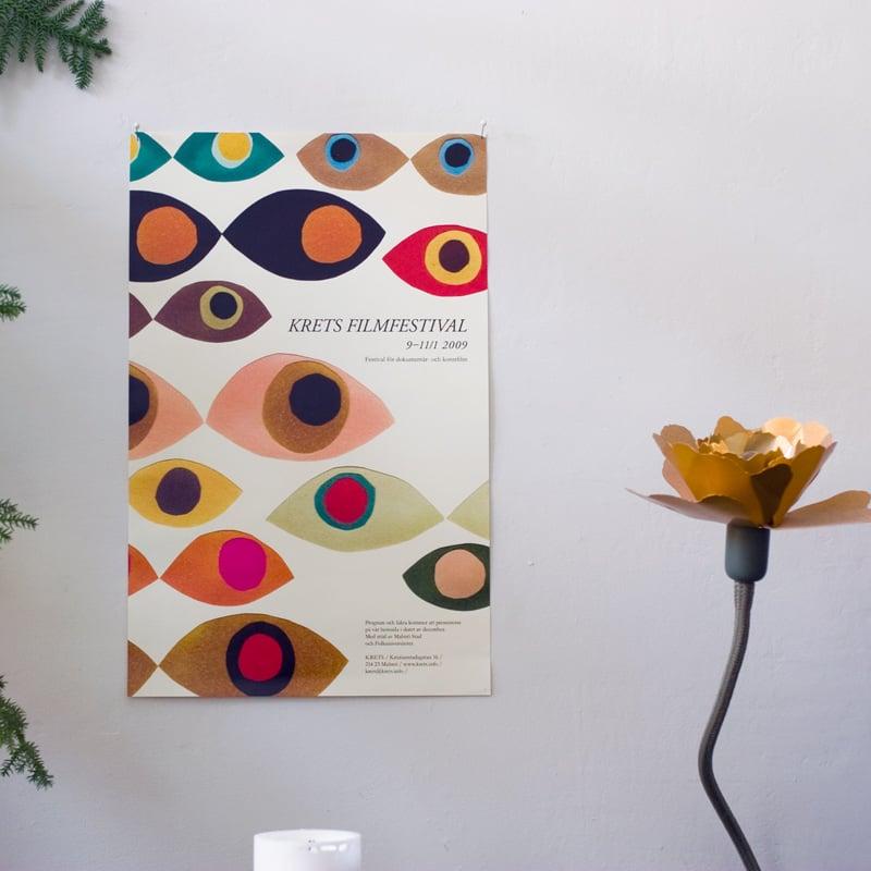 Image of Krets Film Festival Poster