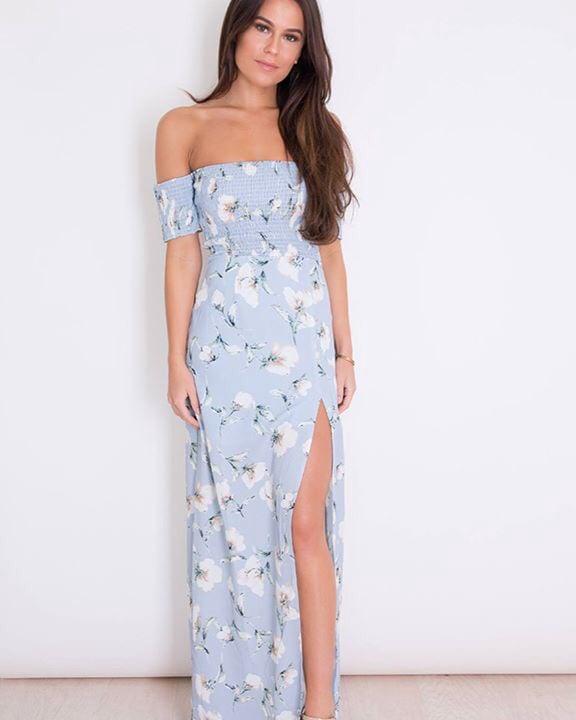 Image of Bobbi maxi dress