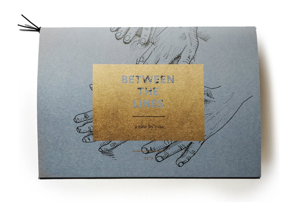 Image of Between The Lines — zine N°2 (first edition)