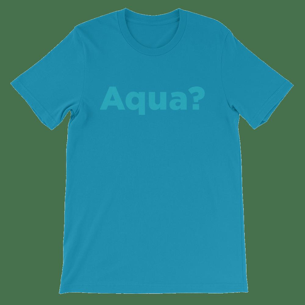 Image of Aqua?