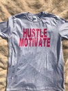 Hustle and Motivate - Queen colors