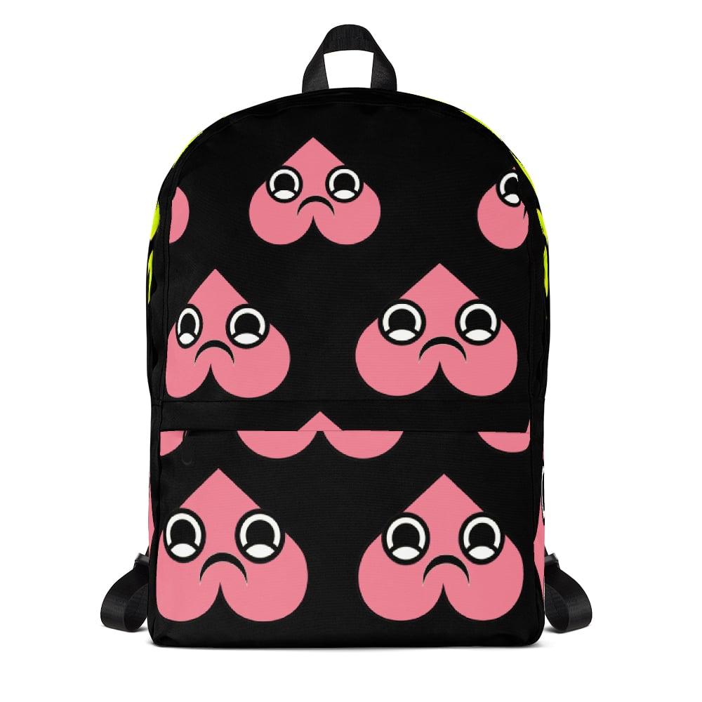 Image of Agressive backpack