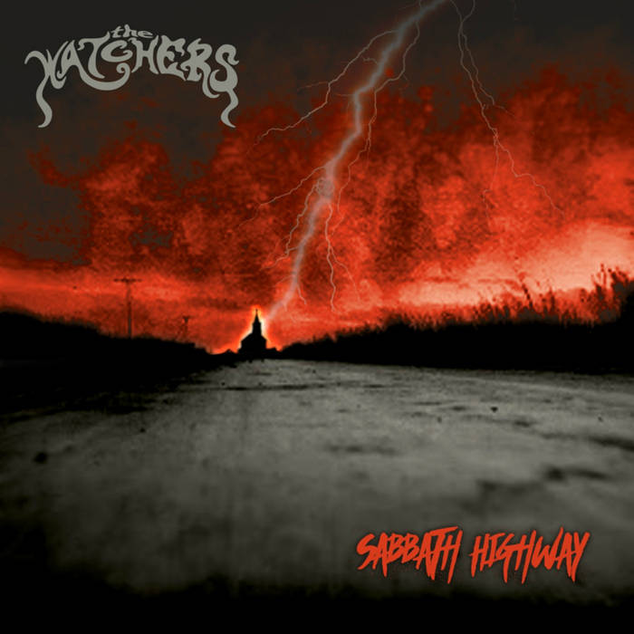 Image of The Watchers - Sabbath Highway Debut Vinyl EP