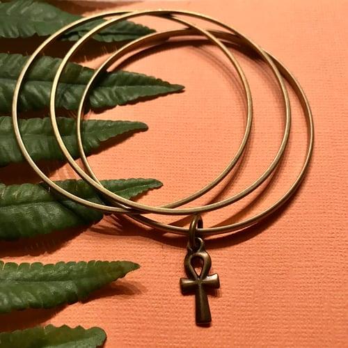 Image of Adrinkra Bijoux Bangles