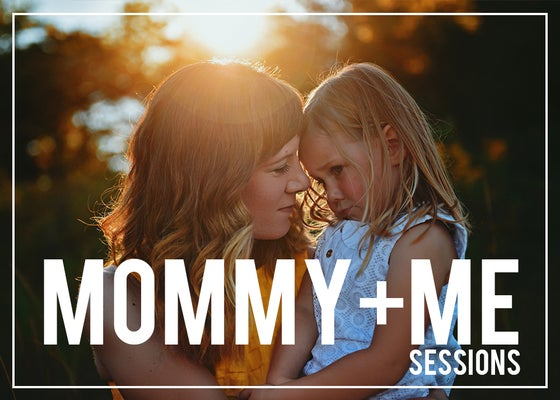 Image of MOMMY&ME MINIS >> book + deposit