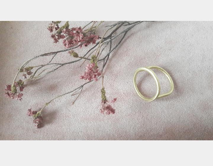 Image of Simplistic Round ring