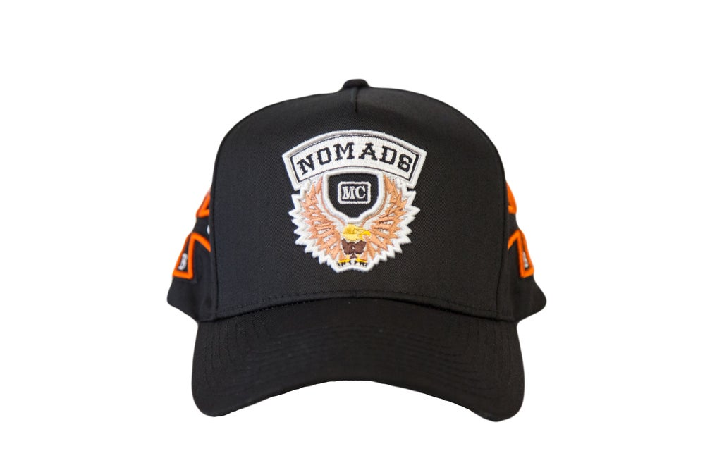 Image of TFG Black Nomads Trucker Hat