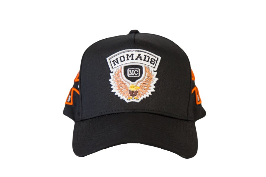 Image of Black Nomads Trucker Hat