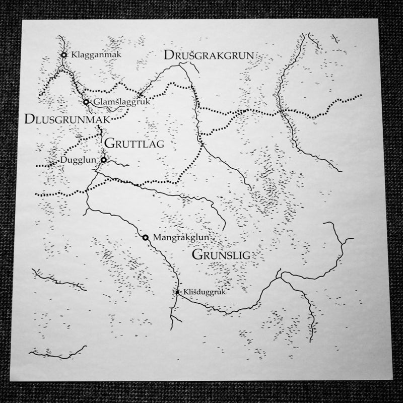 Image of Uncharted Atlas: Eastern Makgrun