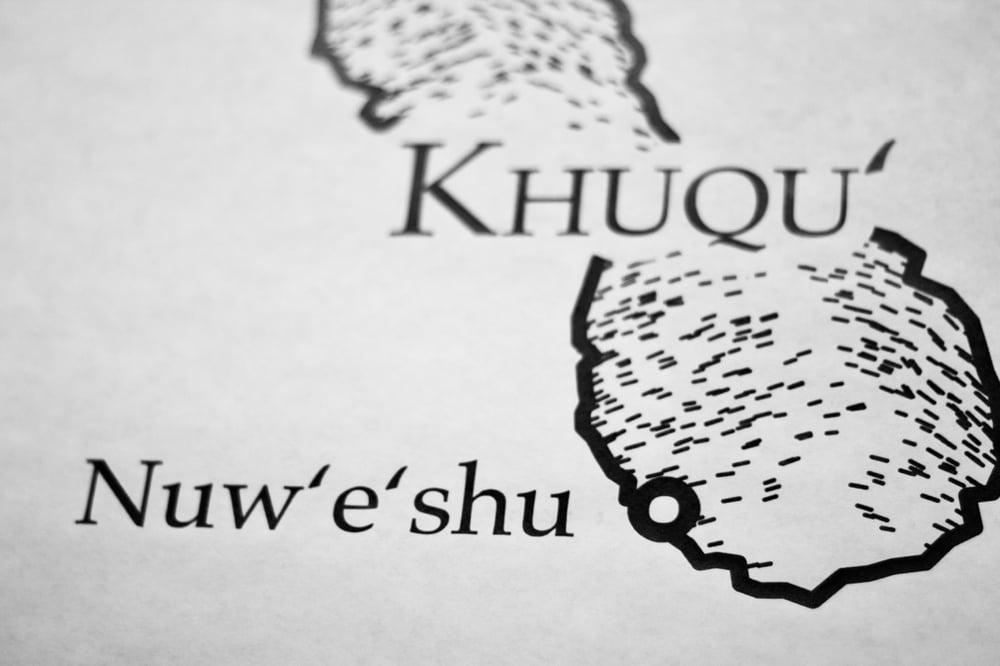 Image of Uncharted Atlas: Archipelago of Chonqu'luqew
