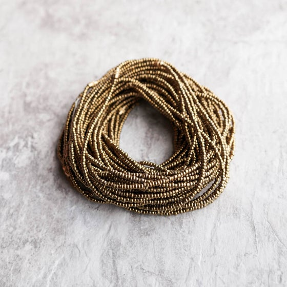 Image of Gold waist bead