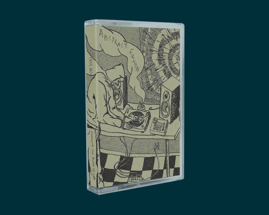 Image of Rak. & Chavo - Abstract Fusion (Cassette)