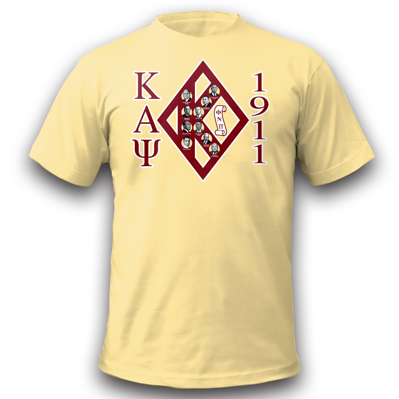 Image of Diamond K Founder's T-Shirt (Cream)