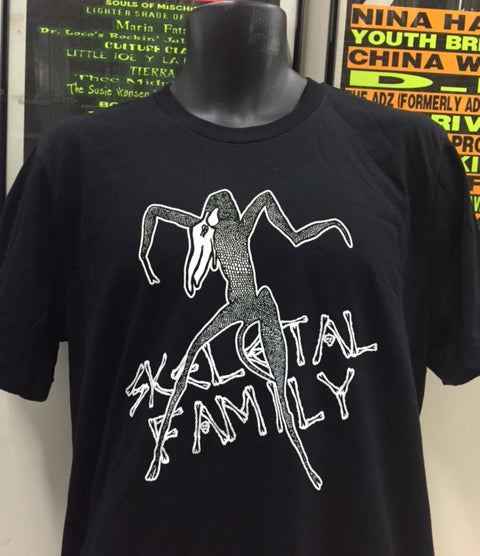 Image of SKELETAL FAMILY LOGO