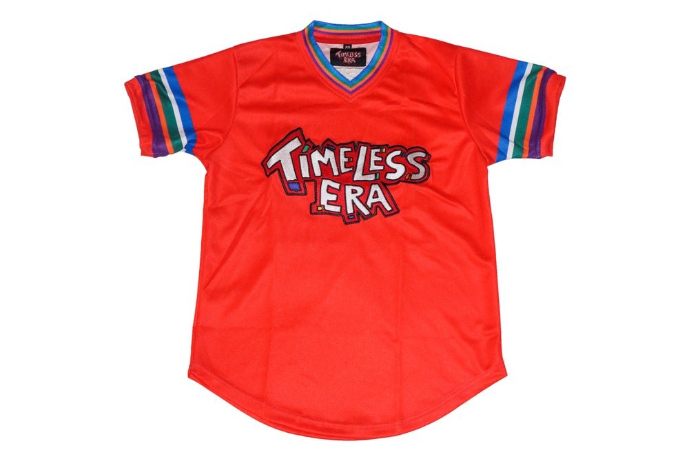 Image of Logo Baseball Jersey