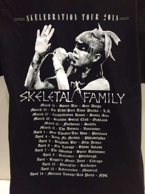 Image of SKELETAL FAMILY LOGO