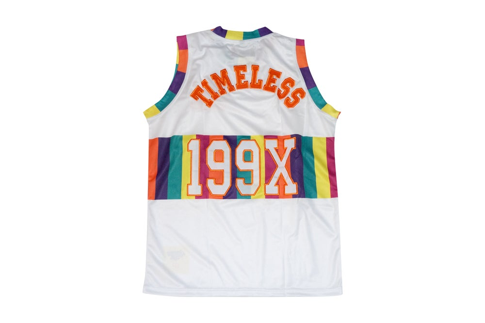 Image of TE Basketball Jersey #1