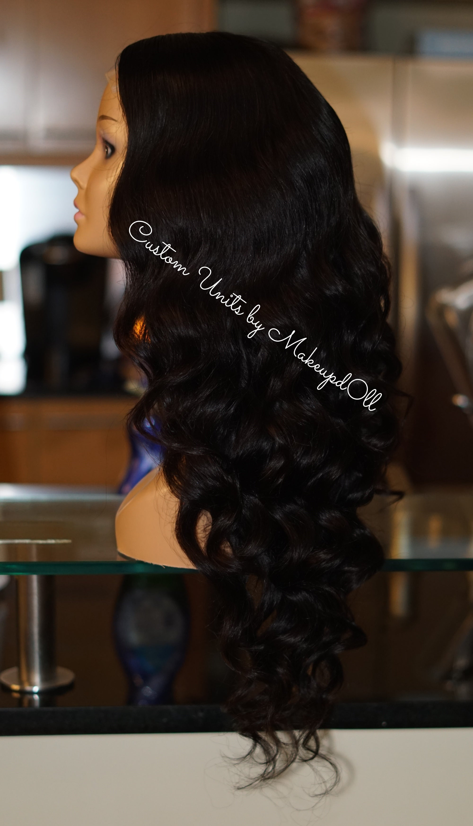 "Image of Brazilian Body Wave 24"" Wig!"