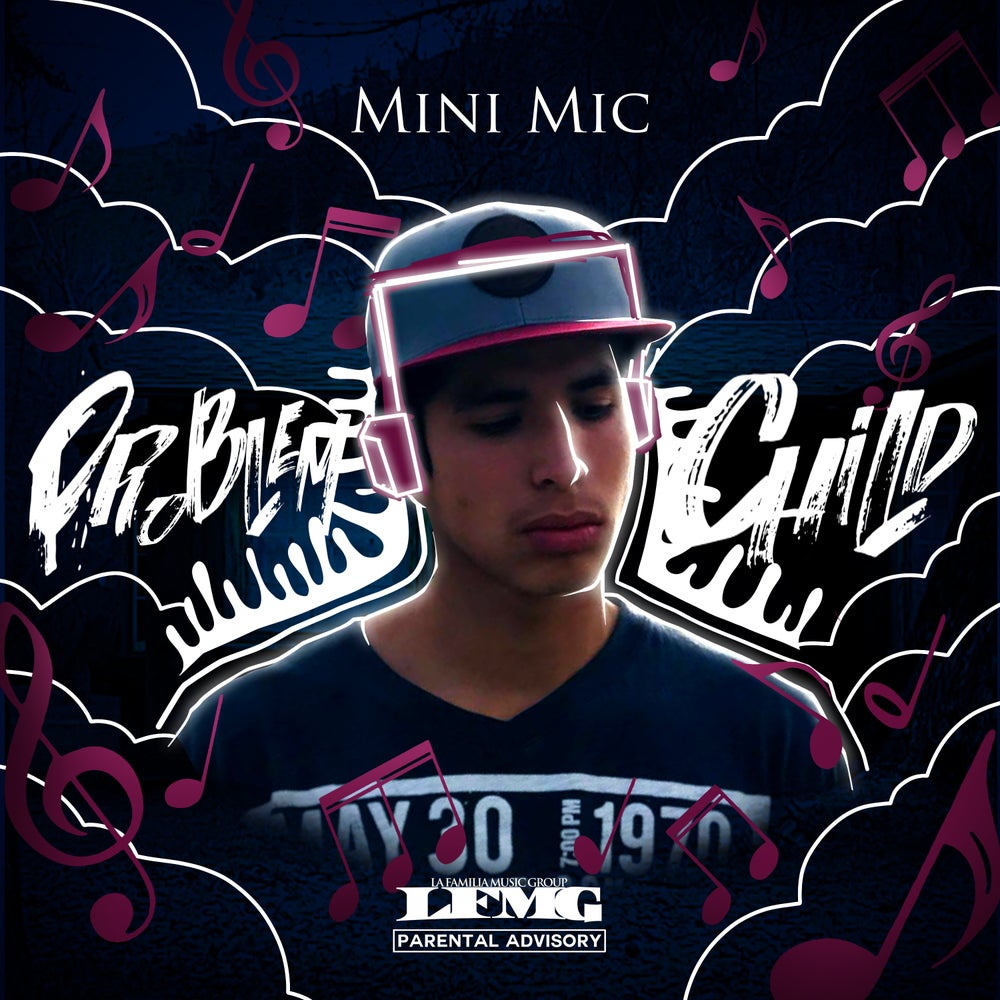 Image of Mini Mic - PROBLEM CHILD [Hard Copy]