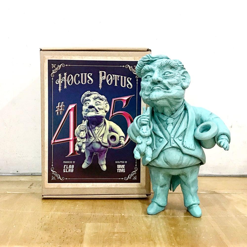 Image of HOCUS POTUS