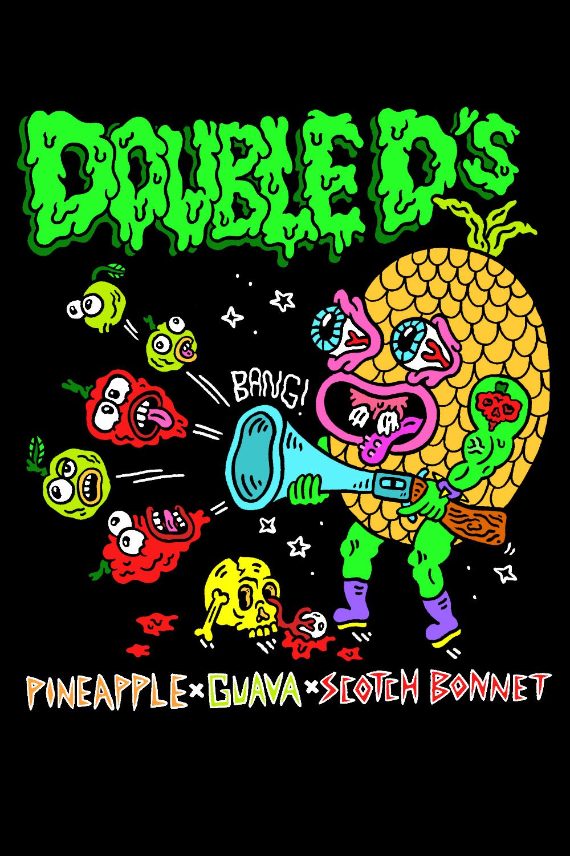 Image of Pineapple X Guava X Scotch Bonnet