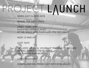 Image of Project Launch