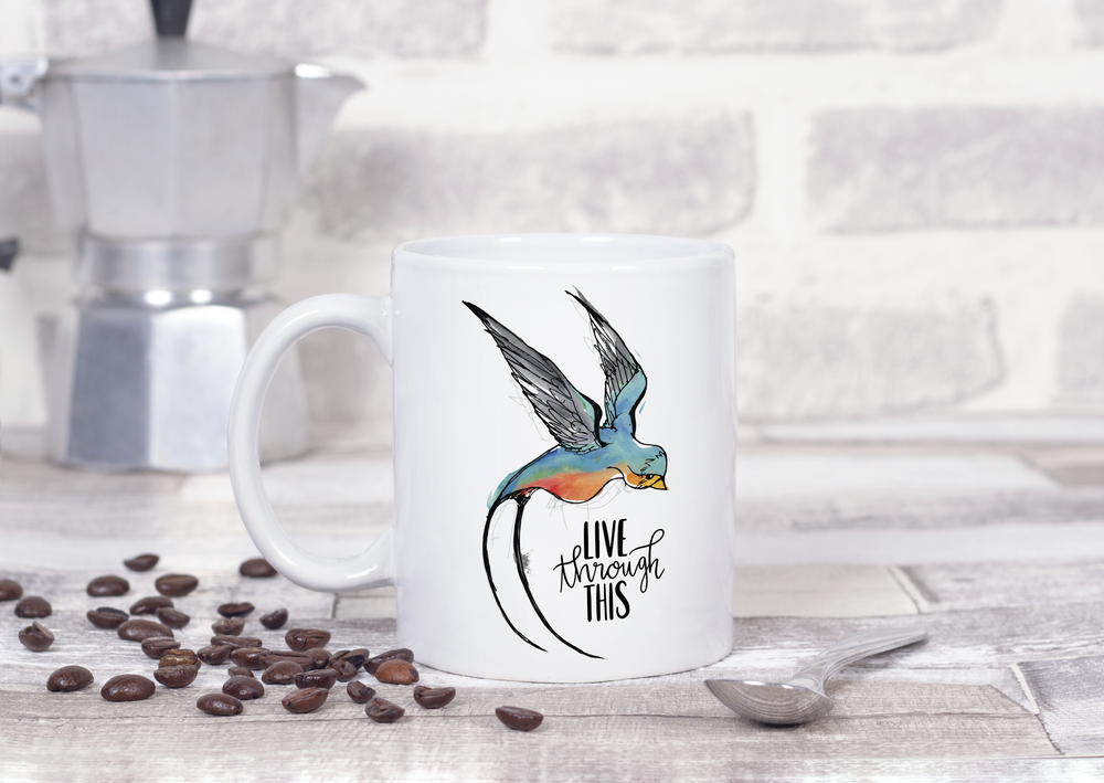 Image of Freestyle Logo Mug