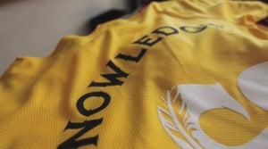 Image of Solar Flare Knowldege jersey