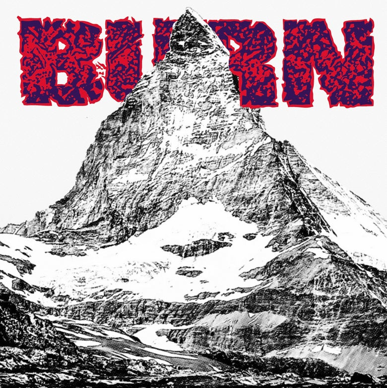 "Image of BURN ""Mountain"" 7""EP"