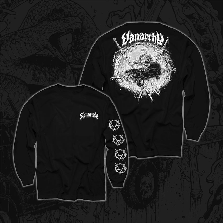 Image of Die By the Van- Long Sleeve